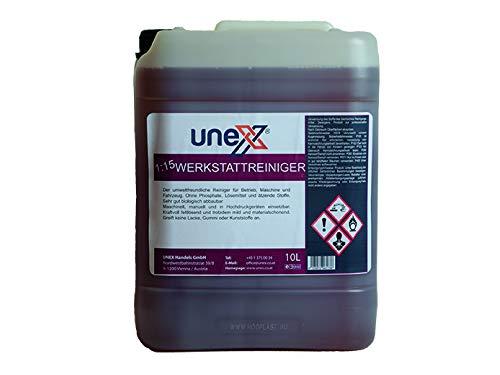 BORMAX UNEX Werkstattreiniger 1:15 Konzentrat (10 Liter)