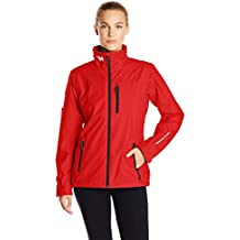 Helly Hansen 30317 Chaqueta Impermeable, Mujer, Rojo (Red), XS