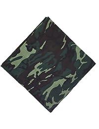 Boolavard 100% Baumwolle,Bandanas mit original Paisley Muster | Farbe nach Wahl Headwear/Haar Schal Ansatz Handgelenk Verpackungs Band Kopf Bindung