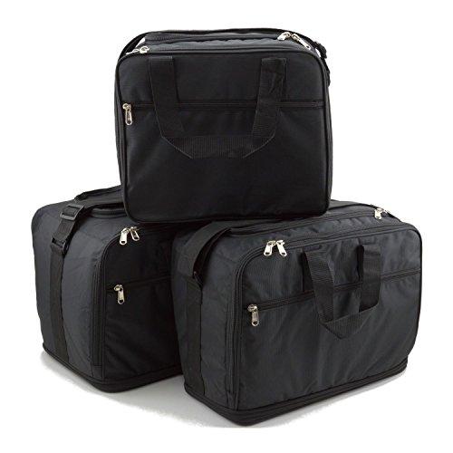 Borse interne per valigie laterali BMW GS ALU + Top Case - No: 13 + No: 15