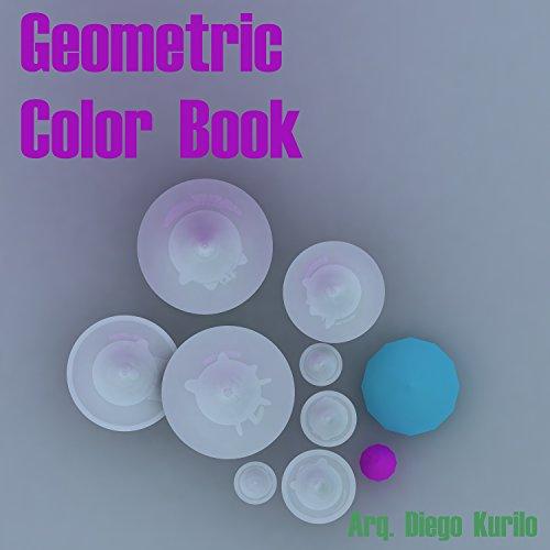 Geometric Color Book