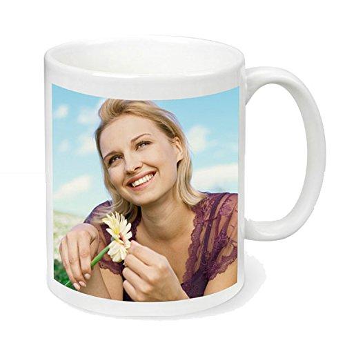 YONACREA - Mug personnalisé avec 2 photos - Personnalisable en ligne