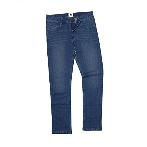AWDis So Denim Damen Lara Skinny Fit Jeans Mittelblaue Waschung