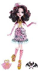 Monster High Nautical Ghouls Doll Shriekwrecked Draculaura