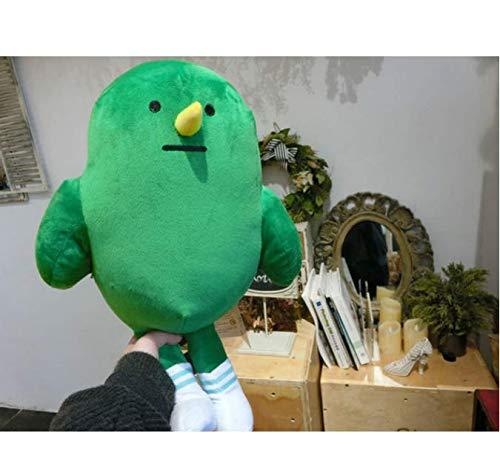 Kostüm Monster Puppe Boo - RKZM Weiche entzückende klebrige Monster-Spielwaren-Plüschtier-Puppen-Spielwaren-klebrige Monster-Kissen-Platzierungsspielwaren für Kinder 40 * 30Cm