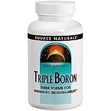 Source Naturals, Triple Boron, 200 Capsules