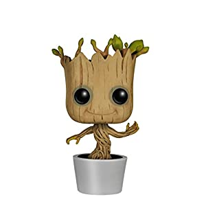 Funko Pop Dancing Groot (Guardianes de la Galaxia 65) Funko Pop Guardianes de la Galaxia