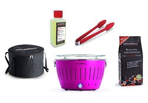 lotusgrill starter kit 1 lotus grill himbee hyperpink special