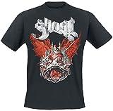 Ghost Prequelle T-Shirt schwarz L