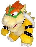 Unbekannt Super Mario Plüsch–25,4cm Bowser weichem Plüsch Gefüllt Spielzeug