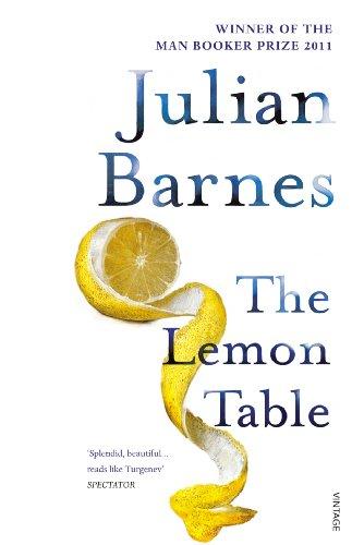 The Lemon Table por Julian Barnes