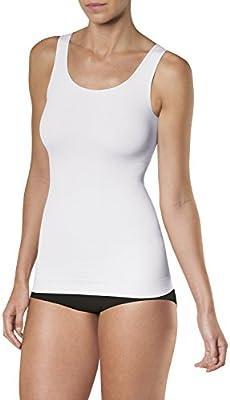 Sleex Camiseta moldeadora de tirantes anchos