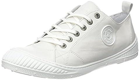 Pataugas Rock/N, Baskets Basses Femme, Blanc (Blanc), 38 EU