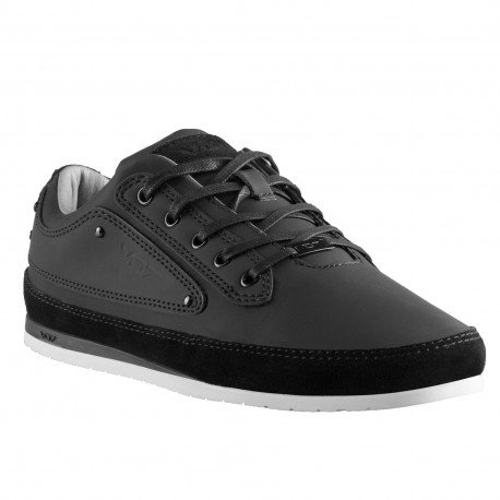 VO7 Yacht Leather Black Noir