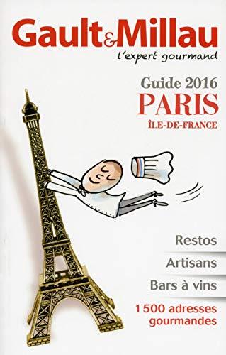 Guide Paris Ile-de-France 2016