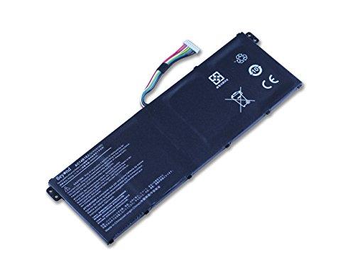 Replacement BEYOND Batterie pour ACER Aspire E3-111 112 112M, Aspire ES1-511 512, Aspire V3-111,Aspire V5-122 132 Series, Acer Chromebook 11 CB3-111, 13 CB5-311, 15 C910 Series ,Acer B115-M B115-MP Series, Gateway NE512 Series, TravelMate X359 X349, KT.0040G.004, KT0030G.004, AC14B18J, 4ICP5/57/80, AC14B3K, AC14B13J. [11.4V 2200mAh, 12 mois de garantie]