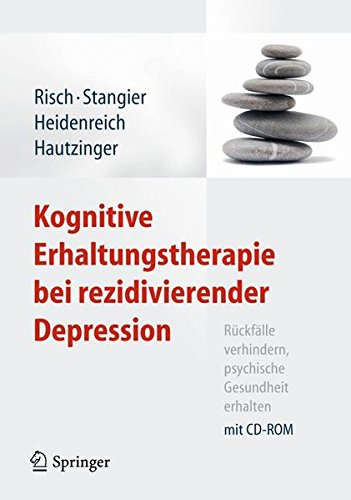 Cover »Kognitive Erhaltungstherapie bei rezidivierender Depression«