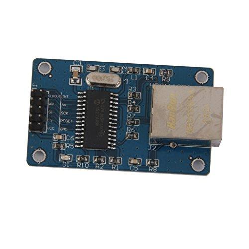ENC28J60 LAN Ethernet Netzwerk Modul für Arduino AVR PIC STM32