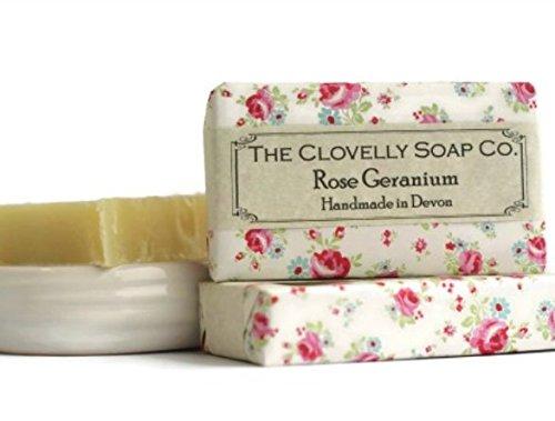 clovelly-soap-co-sapone-naturale-fatto-a-mano-rose-geranium-per-tutti-i-tipi-di-pelle-100-g