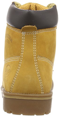 Dockers by Gerli 35aa303-300910, Bottes Classiques femme Jaune (Golden Tan)