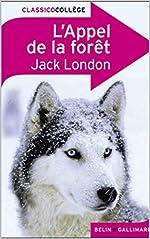 L'Appel de la forêt de LONDON JACK