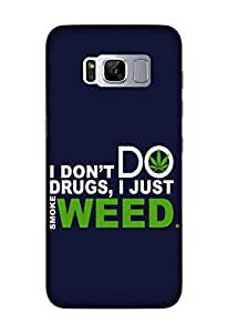 Samsung S8 Plus Cover, Samsung S8 Plus Back Cover, Printed Cover by CareFone