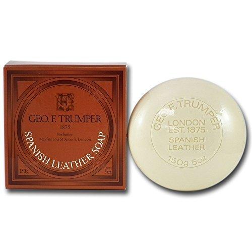 Geo F Trumper Spanish Leather Bath Soap