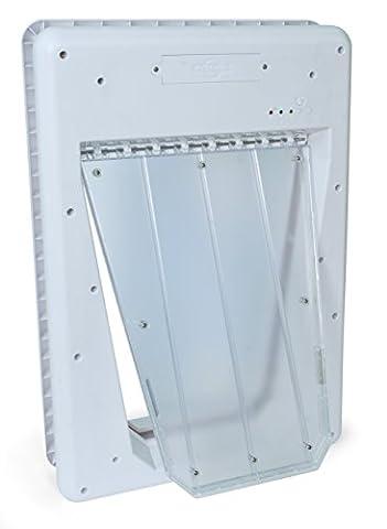 PetSafe Electronic SmartDoor, White, Large