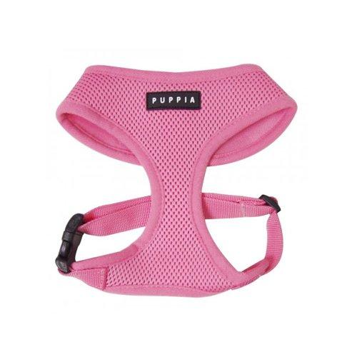 Puppia Soft-Geschirr - XS - Rosa -