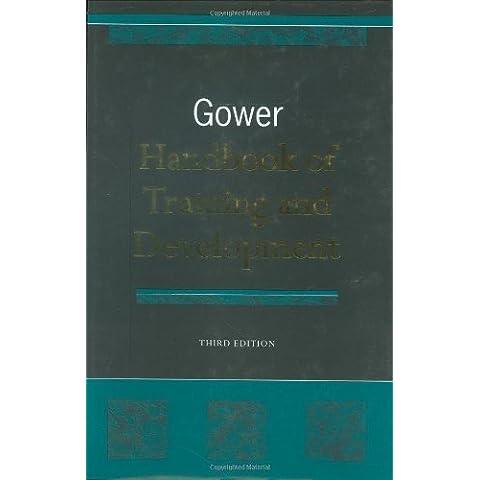 Gower Handbook of Training and Development (1999-10-01)