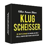 Kylskapspoesi KYL43011 Klugscheisser 2 Black Edition-Editio, bunt
