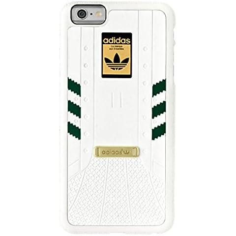 Adidas - Superstar iPhone 6 / 6S Plus (blanco / verde)