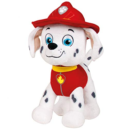 """Marshall The Firefighter Dalmatian - 12"""""""