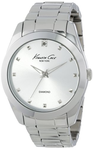 kenneth-cole-new-york-womens-kc4947-rock-out-diamond-accented-stainless-steel-watch