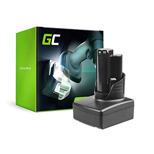 GC® (3Ah 12V Li-Ion Zellen) Akku für Milwaukee M12 CD-0 Werkzeug Ersatzakku