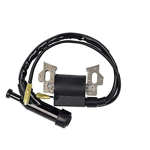 WOOSTAR Zündspule für Honda GX140GX160GX168GX200Motor Rasenmäher Montage