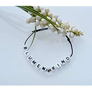 Armband mit Stern für Blumenkinder