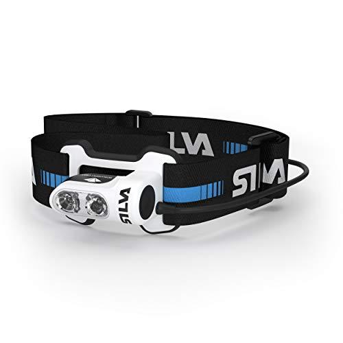 Silva Headlamp Trail Runner 4X Black Blue
