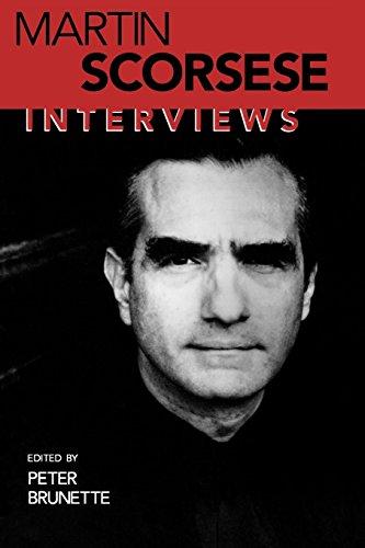 Martin Scorsese: Interviews (Conversations with Filmmakers) por Martin Scorsese