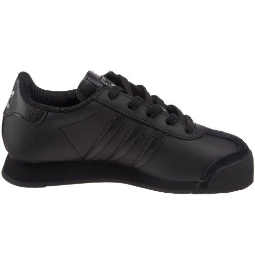 Adidas Samoa Black Black Youths Trainers Black Black