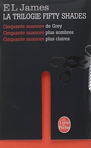 Coffret Collector Cinquante Nuances Tomes 1 à 3 + Bonus (Trilogie Fifty Shades)