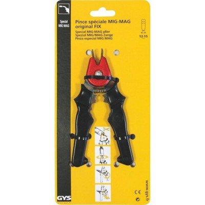 GYS spéciale MIG/MAG avec pince-Buses de diamètre 12-15mm-Blister, 1pièce, 041332