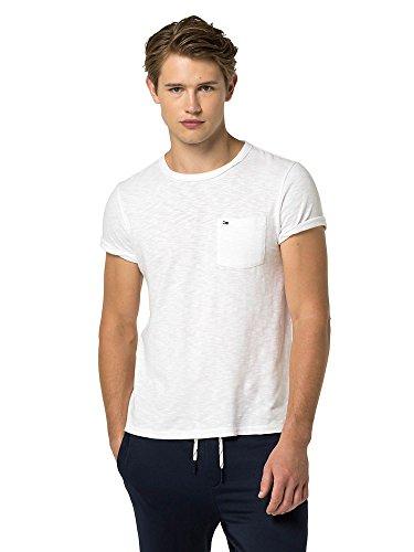 Tommy Hilfiger - T-shirt - Homme vert vert Bianco