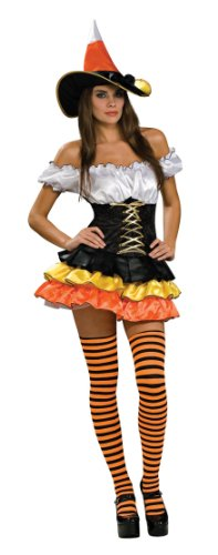 Rubies Candy Corn Cutie Witch Costume M