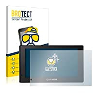 2x BROTECT Screen Protector for Garmin DriveSmart 50 LMT-D - Matte, Anti-Glare Protection Film