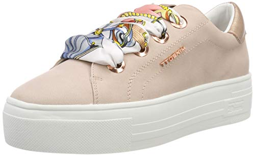 TOM TAILOR Damen 6996103 Sneaker, Pink (Rose 00175), 40 EU