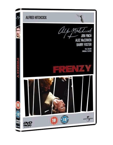 Frenzy [DVD] by Jon Finch