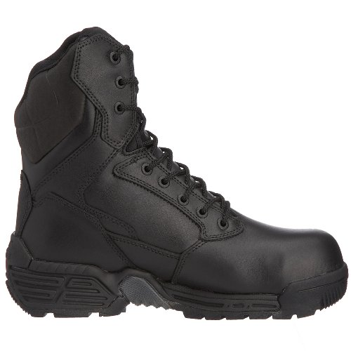 Magnum Stealth Force 8.0 Scarpe Antinfortunistiche in Pelle CT/CP Unisex Adulto Nero (Black)
