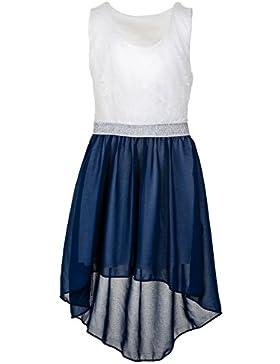 Modisches Mädchen Sommerkleid in 7 Farben