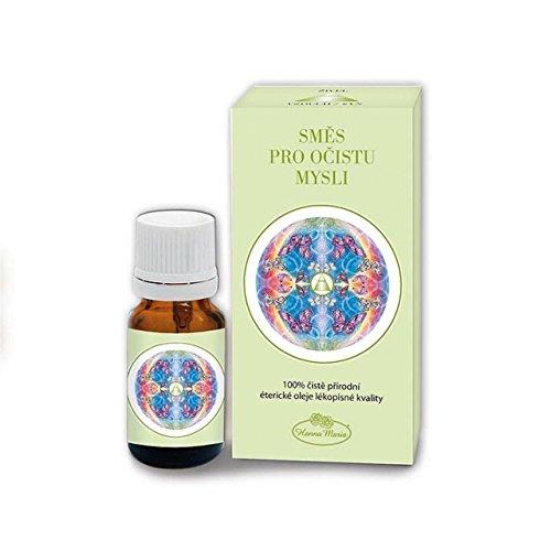 Freude Aromatherapie (Ayurveda Aromatherapie Luft, Ätherische Öle VATA Dosha, Therapeutische Qualität (10ml 100% reine natürliche ätherische Öle))